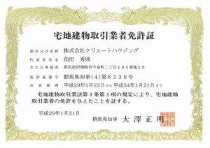 s-宅建業免許(4)
